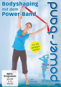 Bodyshaping Mit dem Power-Band