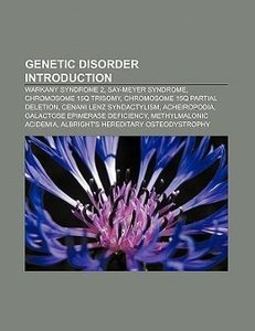 Genetic disorder Introduction