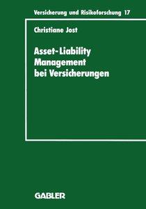 Asset-Liability Management bei Versicherungen