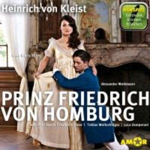 Prinz Friedrich von Homburg - Hörspiel. Die wichtigsten Szenen i