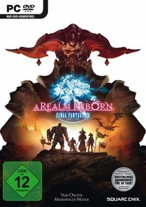 Final Fantasy XIV - A Realm Reborn. Für Windows Vista/7