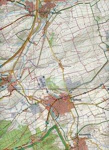 Naturpark Pfälzerwald Blatt 2 Grünstadt und Stumfwald mit Leinin