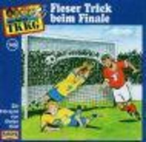 TKKG 148. Fieser Trick beim Finale. CD