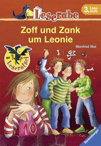 Zoff und Zank um Leonie. Schulausgabe