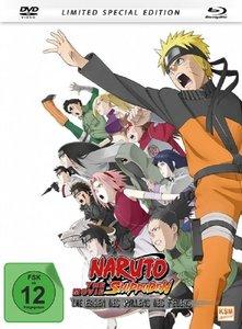 Naruto Shippuden - The Movie 3. Die Erben des Willens des Feuers