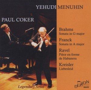 Legendäre Künstler: Yehudi Menuhin