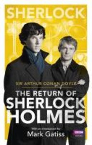 Sherlock / The Return of Sherlock Holmes. TV Tie-In