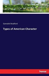 Types of American Character