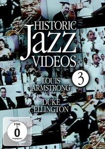 Historic Jazz Videos Vol.3