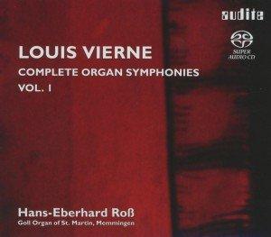 Complete Organ Symphonies Vol.1