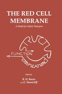 The Red Cell Membrane