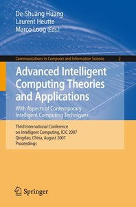 Advanced Intelligent Computing Theories and Applications. With A
