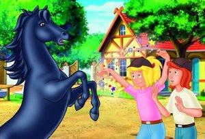 Bibi und Tina: Der wilde Hengst. Puzzle