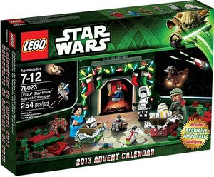 LEGO® Star Wars 75023 - Adventskalender