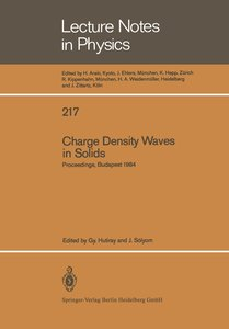 Charge Density Waves in Solids
