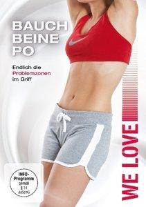 We Love-Bauch Beine Po
