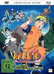 Naruto - The Movie 3 - Die Hüter des Sichelmondreiches. Limited