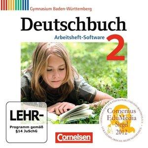 Deutschbuch 02: 6. Schuljahr. Gymnasium Baden-Württemberg. Übung