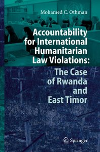 Accountability for International Humanitarian Law Violations
