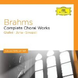 Brahms-Chor-Werke (Collectors Edition)