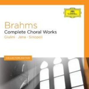 Brahms-Chor-Werke (Collectors Edition)