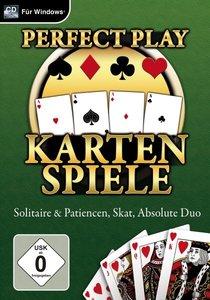 Perfect Play Kartenspiele. Für Windows XP/Vista/7/8
