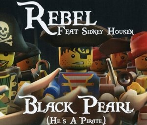 Black Pearl (He is a Pirate)
