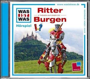 Was ist was Hörspiel-CD: Ritter/ Burgen