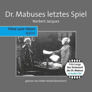 Dr.Mabuses Letztes Spiel-Das Testament Des Dr.Ma