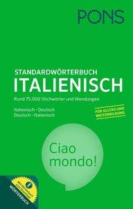 PONS Standardwörterbuch Italienisch