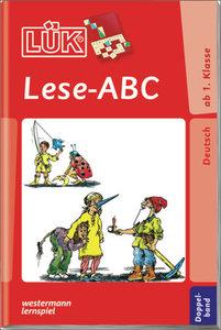 LÜK. Lese-ABC. Doppelband