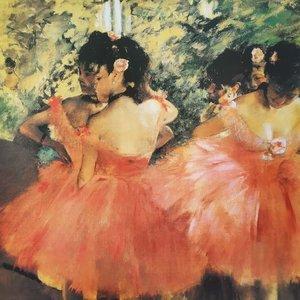 Ballerinas 2017 Expressio-/Impressionism