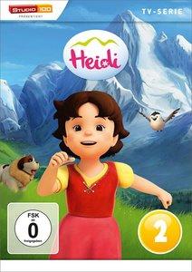 Heidi (CGI) - DVD 2