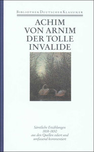 Sämtliche Erzählungen 1818 - 1830