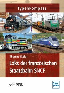 Loks der französischen Staatsbahn SNCF