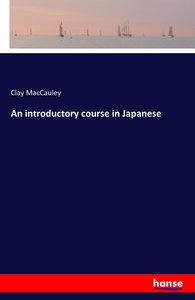 An introductory course in Japanese