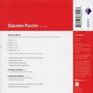 Messa Di Gloria/Capriccio S./+