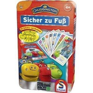 Schmidt Spiele 51258 - Chuggington: Sicher zu Fuß
