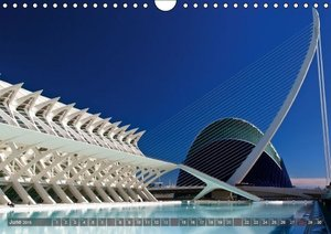 Valencia traditional and modern (Wall Calendar 2015 DIN A4 Lands