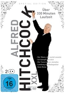 Hitchcock,Alfred;XXL(Special Edition)