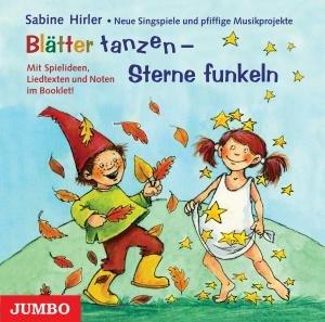 Blätter Tanzen-Sterne Funkeln