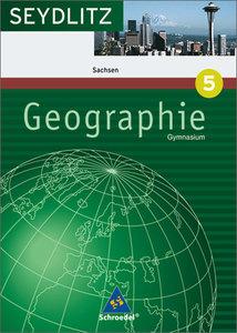 Seydlitz Geographie 5. Gymnasien. Sachsen