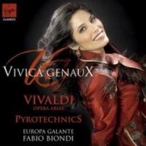 Pyrotechnics-Opera Arias