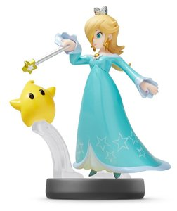Amiibo Super Smash Bros. Collection - No. 19 ROSALINA