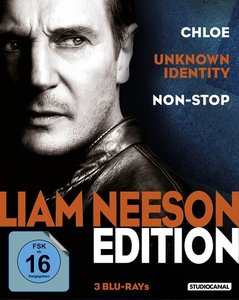 Liam Neeson Edition / Blu-ray