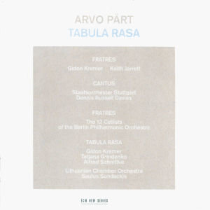 Tabula Rasa (Deluxe Edition)