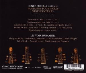 Viol Fantasias