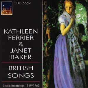 Ferrier and Baker sing British Songs
