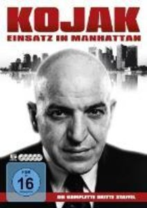 Kojak - Einsatz in Manhattan. Staffel 3