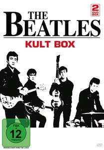 The Beatles Kult Box (2 DVD)